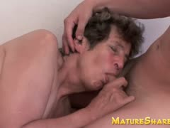 shy-old-granny-with-young-guy