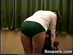 pervert-chick-entertaining-spanking