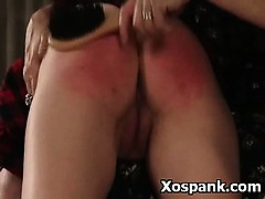 Punishment Loving Chick In Extreme Bdsm Spanking