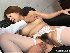 japanese-babe-gets-her-haiy-pussy-fingered-uncensored