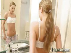 HD Ivana fukalot masturbation in jacuzzi