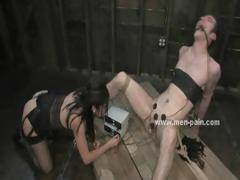 man-wrapped-and-held-prisoner-used-like-a-sex-toy-in-female-domination-sex-video-with-bondage-expert