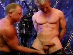 cbt-blonde-muscle-stud-is-restrained-and-suspended-as-he