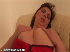 Horny Busty Housewife Getting Part3