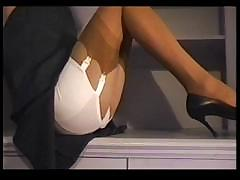 minidress-and-girdle