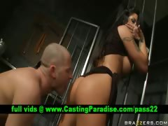 Jenaveve Jolie Brunette Fucked Hard In Jail
