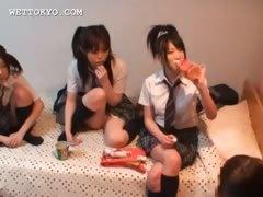 asian-teen-schoolgirls-playing-sex-games-in-college-room
