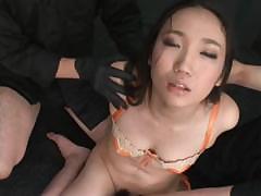 Extreme Asian Bondage - Creampie And Facial